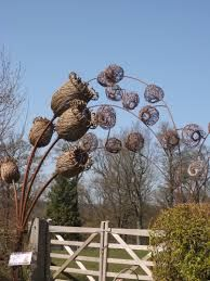 queen anne's lace made from willow branches