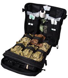 Advanced Survivor » Raid Bag