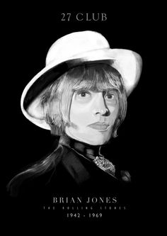 """27 Club"" artwork for Holocauste 