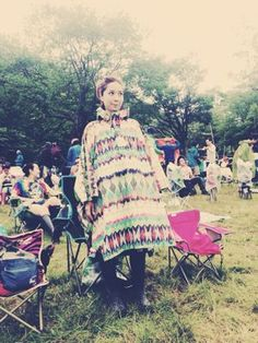 fashion for FUJI ROCK FESTIVAL