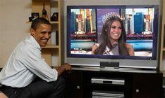 Zena Malak Miss Illinois USA 2016 watch live Obama