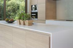 Woning Hove - uitbreiding en renovatie gelijkvloers | Vorm Interieurgroup - Trouilliez | Dekton Zenith