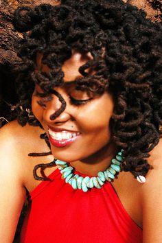 Curly locs dreads dreadlocks One Luv +dreadstop / @DreadStop #dreadlocks #dreadstop