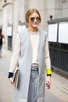 Olivia Palermo on The City   POPSUGAR Fashion
