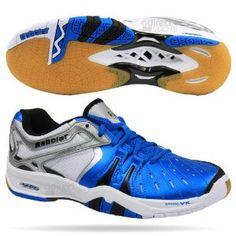 Babolat Shadow Badminton Indoor Court Shoe -- all the best technologies in a premium badminton shoe.