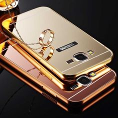 Luxury Aluminum Metal Mirror Case + PC Back Cover For Samsung Galaxy Models S002 | Cell Phones & Accessories, Cell Phone Accessories, Cases, Covers & Skins | eBay!