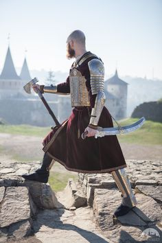 """Medieval armor kit """"King of the East"""