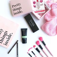 Beauty is how you feel on the inside and it reflects in your eyes _Sophia Loren_ . . . #pink #pinkstuff #beautiful #beauty #girls #makeup #justgoshoot #beautybox #littlestoryofmylife #photodaily #instagood #photooftheday #photoart #girlstyle #pretty #things #inside #instaday #nothingisordinary #makeupstuff #instadaily #instamakeup #simple #beautyquotes