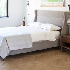 Gus Modern Carmichael Platform Bed | AllModern