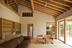 Galería de Casa de Nagahama / Takashi Okuno Architectural Design Office - 1