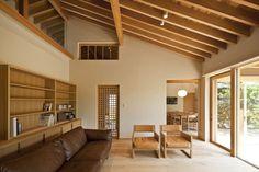 Gallery of House of Nagahama / Takashi Okuno Architectural Design Office - 1