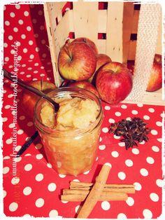 Fräulein Müller kocht : Fräulein Müller kocht - Weihnachtliches Apfelmus - Winter - Apfel - Zimt - Rezept - selbstgemacht - homemade