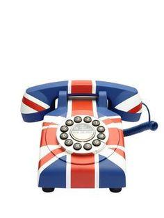 The Union Jack Telephone | very.co.uk