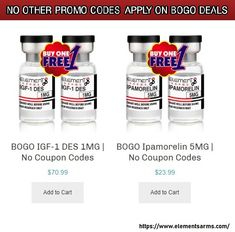 1 Vial | Buy Peptides USA | Stuff to buy y Water bottle