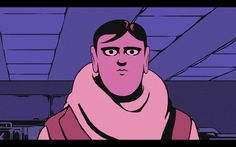 Enjoy M Phase, an animated short movie from French School students Les Gobelins. Mars, 2035. The daily wearout overtires the space's station crew. The ange