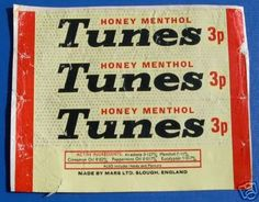 Seem to remember cherry flavour. Had a fair few coughs and colds in England.had a fair few packets of Tunes too. Old Sweets, Vintage Sweets, Retro Sweets, Vintage Food, Vintage Ads, 1970s Childhood, My Childhood Memories, Sweet Memories, Family Memories