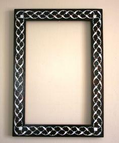 :::: ♡ ✿⊱╮☼ ☾  PINTEREST.COM christiancross ☀❤•♥•* ::::   mother of pearl inlay mirror-sedef kakma ayna
