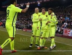 FC Barcelona s-a calificat în semifinalele Cupei Spaniei - Mediafax