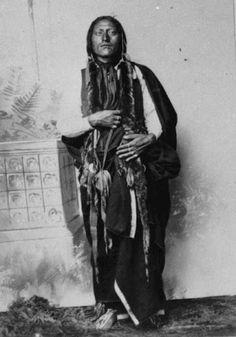 Moohie Tatsah - Comanche - circa 1890