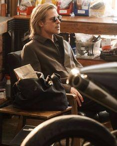 Blonde Moments, Brad Pitt, Madewell, Mens Fashion, Tote Bag, Bags, Fashion Ideas, High School, Moda Masculina