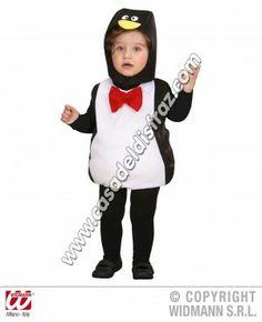 Disfraz de Pingüino para niño. www.casadeldisfraz.com