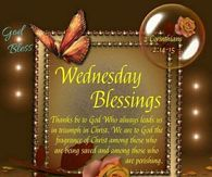Happy Wednesday Have A Blessed Day Good Morning Wednesday Morning Greetings, Wednesday Morning Quotes, Blessed Wednesday, Wonderful Wednesday, Have A Blessed Day, Good Morning Picture, Morning Pictures, Happy Wednesday Pictures, Evening Quotes