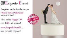 Promozione cake topper palloncino
