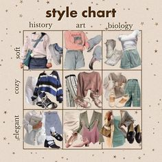 Teen Fashion Outfits, Outfits For Teens, Cool Outfits, Casual Outfits, Aesthetic Fashion, Aesthetic Clothes, Cooler Look, Teenager Outfits, Clothing Items