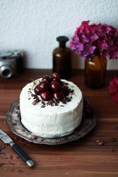 midnight dessert: Čerešňová torta