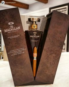 #Macallan #MacallanReflexion #Repost from @thesmokingbeard WWW.CIGARSANDWHISKEYS.COM Like , Repost , Tag Follow Us & Subscribe ✍...