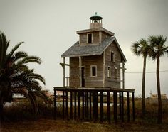 Louisiana Coast Tiny House
