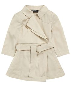 Baby Girl's Draper Trench - Bardot Junior