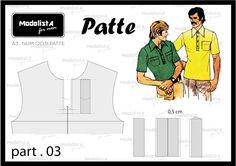 ModelistA: A3 NUMo 0031 PATTE