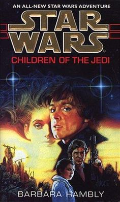 """Read """"Children of the Jedi: Star Wars Legends"""" by Barbara Hambly available from Rakuten Kobo. In Children of the Jedi, Barbara Hambly introduces a new character: Callista, a brave Jedi warrior of long ago who gave . Star Wars Books, Star Wars Art, Star Trek, Science Fiction, War Novels, Han And Leia, Star Wars Episode Iv, Star Wars Comics, Marvel Comics"""