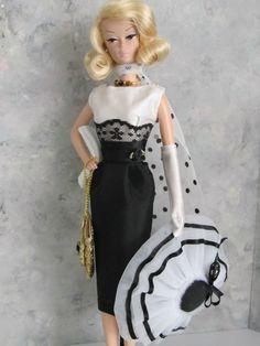 Little Vogue Sewing unused Infant Dress Coat Bonnet Christening Gown Barbie Clothes Patterns, Vintage Barbie Clothes, Clothing Patterns, Dolly Fashion, Fashion Dolls, Moda Retro, Barbie Wedding, Barbie Collection, Barbie Friends