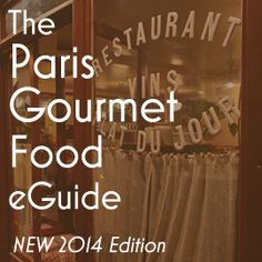 Gournet Food Guide 2014