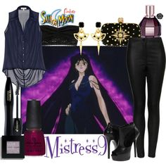 """Mistress 9"" by sailormooncloset on Polyvore"
