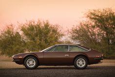 /1971 Lamborghini Jarama 400 GT Bertone