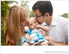 WRAL Azalea Gardens: C Family Portrait