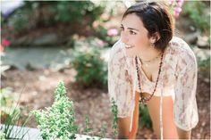Philadelphia PA High School Senior Photographer // Emily