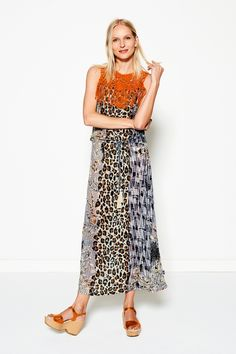 Wild Thing - Lookbook   Maxi   Dress   Animal Print   Photography   Colorful   Pretty Different   Photography   Inspired