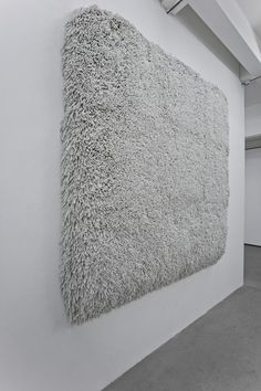 "Paola Pivi, ""Thank You Ocean', 2003 Mmm fluffy carpet on..want this and rub myself purrrr..,"