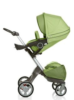Stokke® Xplory® Stroller Light Green