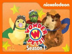 "Wonder Pets Season 1, Ep. 1 ""Save the Dolphin!/Save the Chimp!"" Amazon Instant Video ~ Nickelodeon, http://www.amazon.com/dp/B003UOBOJY/ref=cm_sw_r_pi_dp_4rvctb1NCTJJ2"