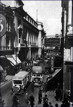 Old Pictures, Old Photos, Bristol, Street View, Dado, Vintage, Chili, Santiago, Calle 13