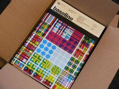 #baseline #magazine #baselinemagazine #graphic #graphicmagazine #design