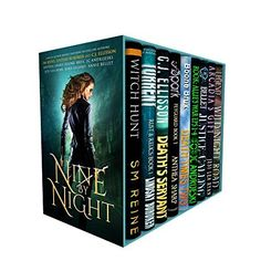 Nine by Night: A Multi-Author Urban Fantasy Bundle of Kickass Heroines, Adventure, & Magic by SM Reine, http://www.amazon.com/dp/B00MBOFBWU/ref=cm_sw_r_pi_dp_V7R3tb0TBJVT2