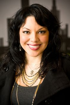 Sara Ramirez...I love her, I would marry her and love her for all eternity. Seriously.