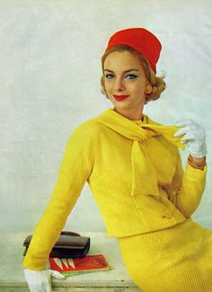 Vintage Spring Fashion http://www.stylezza.com/
