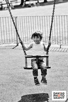 Playing on the Swings at the Park #Swings #Park #Fun #Rushden #AfternoonOut